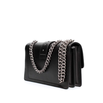PINKO LOVE SIMPLY BLACK SILVER