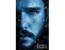 Постер  Game of thrones Джон Сноу PP34200
