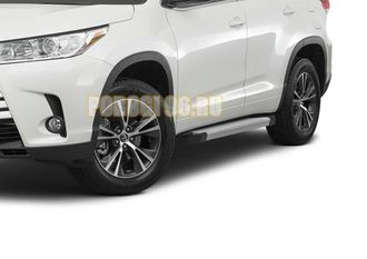 Пороги на Toyota Highlander  (2014-…) Start