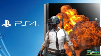 PlayerUnknown's Battlegrounds SONY PLAYSTATION 4 (рус)