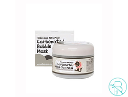 Маска для лица Elizavecca Carbonated Bubble Clay Mask глиняно-пузырьковая