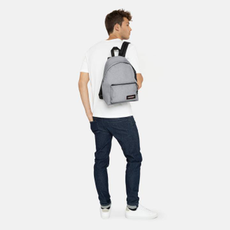 Рюкзак для парней Eastpak Orbit Sleek'r Sunday Grey