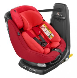 Maxi-Cosi Axiss Fix plus  Vivid Red