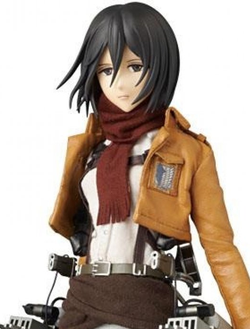 Кукла 1/6 Real Action Heroes Mikasa Ackerman (Микаса Аккерман)