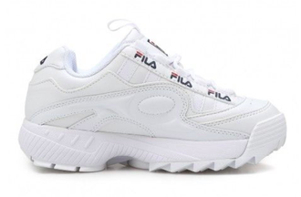 Fila Disruptor 3 Formation белые (36-46)