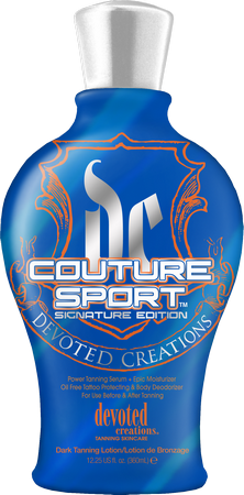 Усилитель загара  COUTURE SPORT Signature Edition Devoted Creations