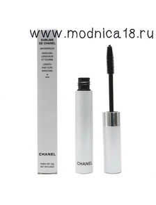 Тушь Chanel Sublime De Chanel Waterproof 10 Noir (white)