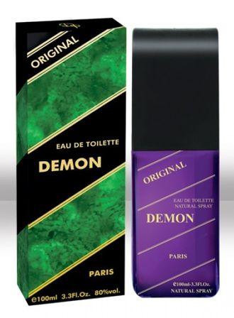 Demon eau de toilette for men
