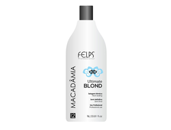 Кератин Felps Macadamia Ultimate Blond, 300 мл.