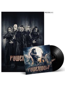 POWERWOLF - Blessed & Possessed LP