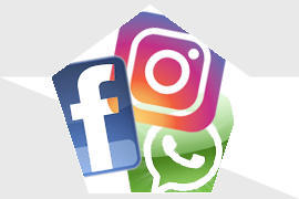 Ваша реклама в Facebook, WhatsApp, Instagram