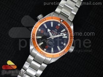 Planet Ocean Professional Orange Bezel 42mm
