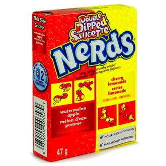 Wonka Nerds Lemonade Wild Cherry & Apple Watermelon