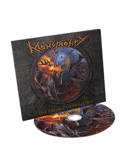 CD диск MONSTROSITY The passage of existence
