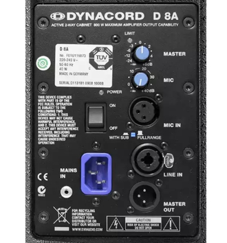 Dynacord D 8A