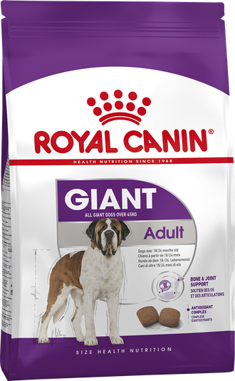 Корм для собак Royal Canin Giant Adult  15 кг + 5 кг
