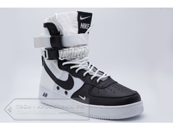 Кроссовки Nike Air Force 1 Special Field White/Black мужские арт. N713
