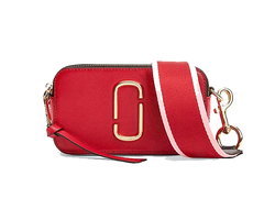 Marc Jacobs Snapshot Small Camera Bag RED MULTI