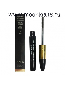 Тушь Chanel Sublime De Chanel Waterproof 10 Noir