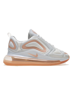 Nike Air Max 720 Beige/ Orange Женские  (36-40)