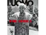 L'Uomo Vogue Issue 395 Nelson Mandela Cover Иностранные журналы Photo Fashion, Intpressshop