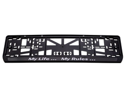 MY LIFE... MY RULES...