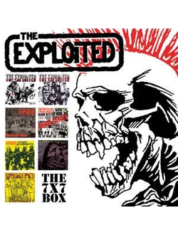 The Exploited - The 7X7 Box