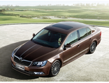 Skoda SuperB II (2013+)