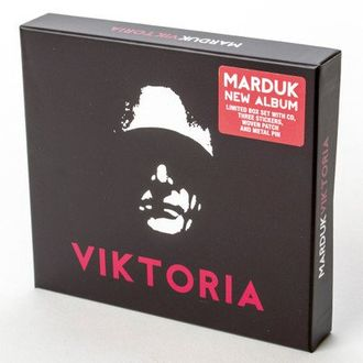 Marduk - Viktoria CD DELUXE BOX-SET