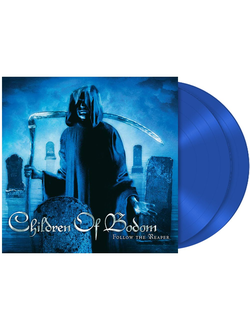 Children of Bodom - Follow The Reaper 2-LP BLUE