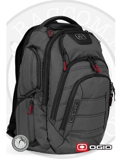 Ogio Renegade RSS Black Pindot в интернет магазине Bagcom