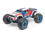Rival Monster Truck 1/8, Team Associated + 2 аккумулятора, RTR
