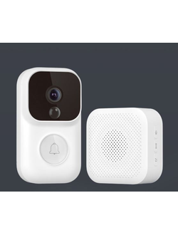 Видеоглазок Xiaomi Smart Video Doorbell ZERO S (Enhanced Version)