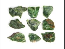 Опал зеленый в ассортименте, Казахстан (20-30 мм, 4-5 г) №22901