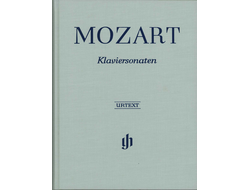 Mozart. Complete Piano Sonatas in one Volume