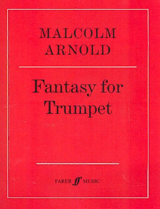 Arnold, Malcolm Fantasy op.100 : for trumpet