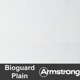 Потолок Армстронг BioGuard Plain Tegular