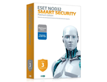 Eset Nod 32 Smart Security 3 компьютера на 1 год