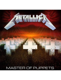 METALLICA Master of puppets CD Digi Remastered