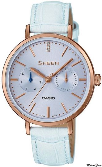 Часы Casio Sheen SHE-3054PGL-2A