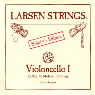 "Larsen Soloist cello Strong Струна ""А"""