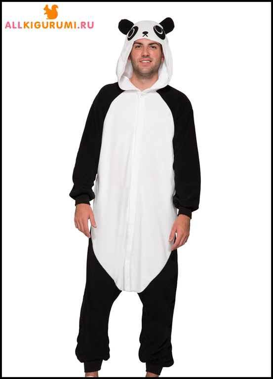 кигуруми панда