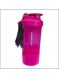 Шейкер Smart Shake Original2go 600ml Pink