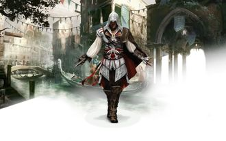 Assassin's Creed: Эцио Аудиторе. Коллекция (Assassin's Creed The Ezio Collection)(XBOX ONE)(РУССКАЯ ВЕРСИЯ)