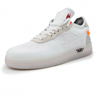 Мужские Nike Air Force Off White White
