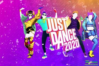 Just Dance 2020 (New)[Nintendo Switch, русская версия]