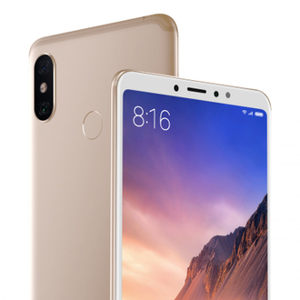 Xiaomi Mi Max 3 4/64Gb Gold (Global)