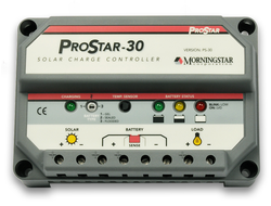 Контроллер заряда Morningstar ProStar 30 (30 А, 12/24 В)