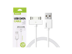 USB кабель Remax для Apple iPhone 4/4S White