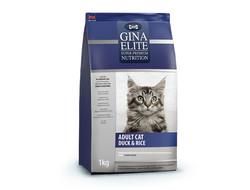 GINA ELITE Adult Cat Duck & Rice